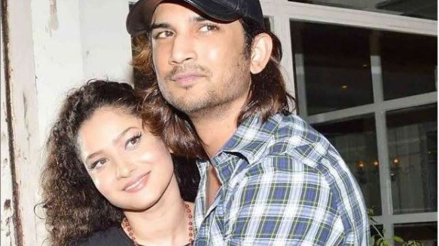 ankita lokhande and sushant singh rajput- India TV Hindi