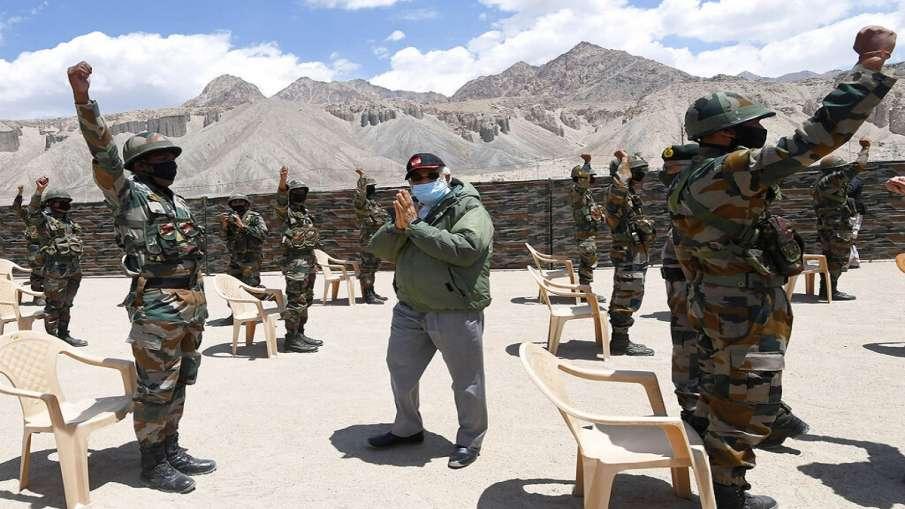 PM Narendra Modi in Ladakh- India TV Hindi