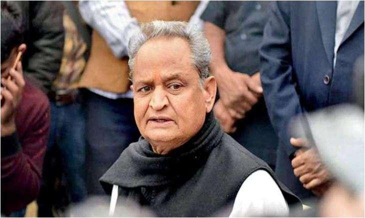 Rajasthan Latest news ashok gehlot governmet meetings in hotel । 18 दिन से जयपुर के होटल में 'राजस्थ- India TV Hindi