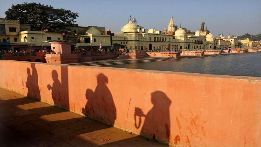 राम मंदिर की सुरक्षा में लगे 16 पुलिसकर्मियों को हुआ कोरोना, सहायक पुजारी की रिपोर्ट भी पॉजिटिव- India TV Hindi