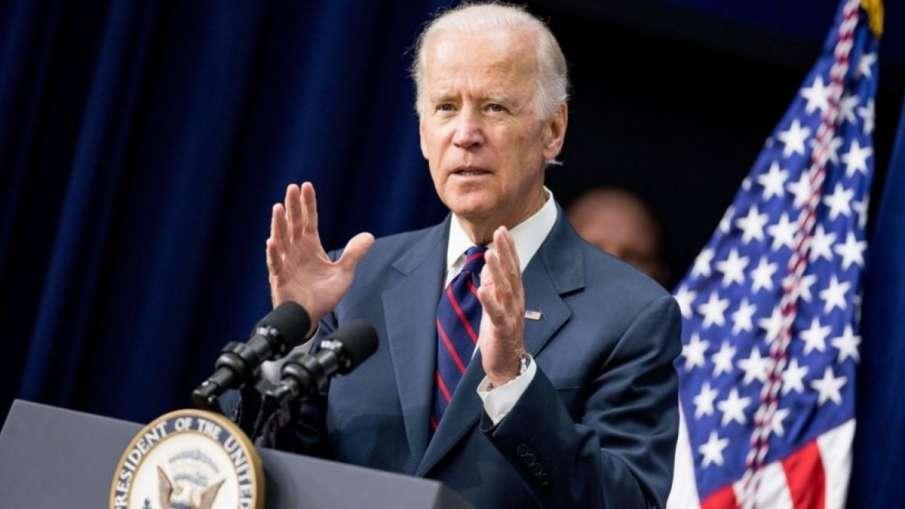 Joe Biden, Joe Biden Slogan, Joe Biden America ka neta kaisa ho, Joe Biden Indian-American- India TV Hindi