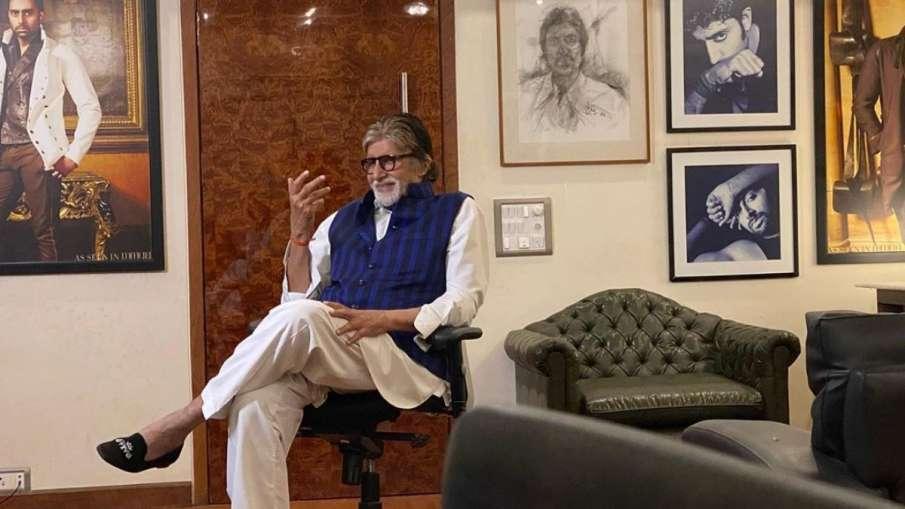 amitabh bachchan corona news,amitabh bachchan admitted,amitabh bachchan admitted in hospital,amitabh- India TV Hindi