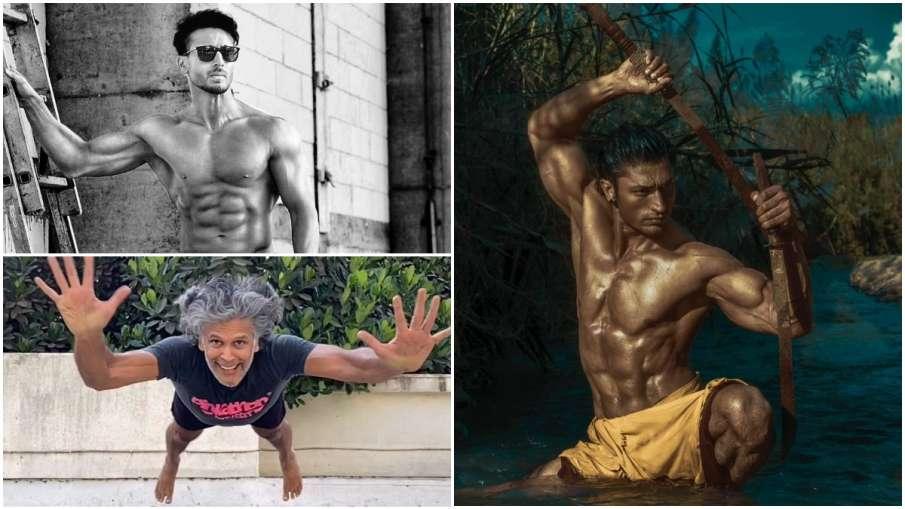 tiger, milind, vidyut, टाइगर, विद्युत , मिलिंद सोमन- India TV Hindi