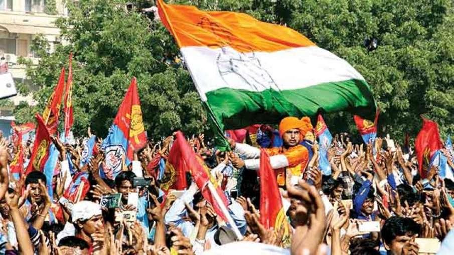 Gujarat Congress chief among 60 detained for march towards Raj Bhavan- India TV Hindi