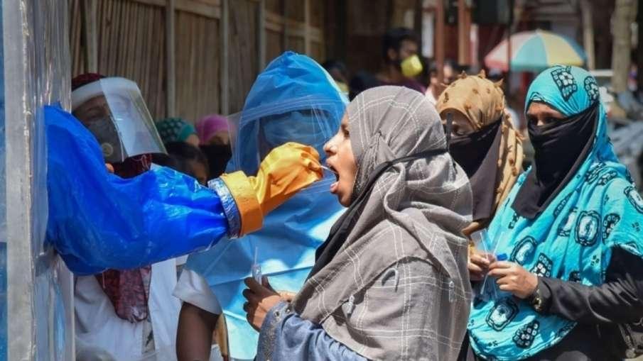 गुजरात में Coronavirus के 725...- India TV Hindi