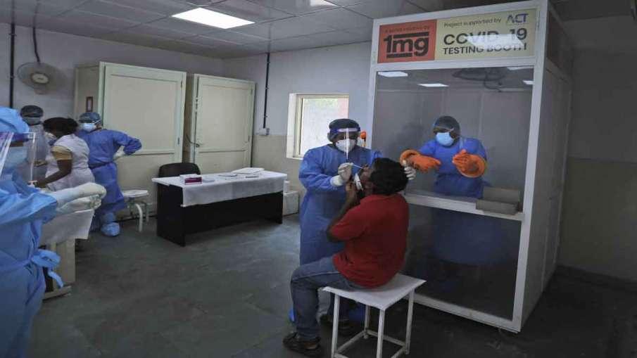 Coronavirus cases in Tamil Nadu till 5th July- India TV Hindi