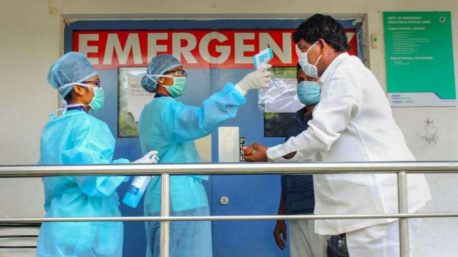 यूपी: मथुरा में Coronavirus...- India TV Hindi
