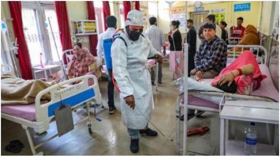 Coronavirus recovery rate in India surpasses 65...- India TV Hindi