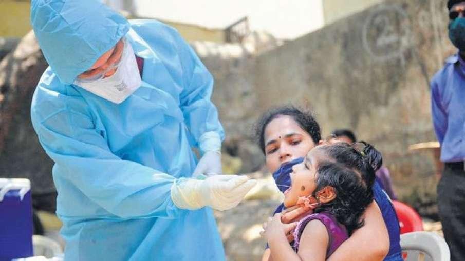 COVID-19 tests in India cross one-crore mark- India TV Hindi