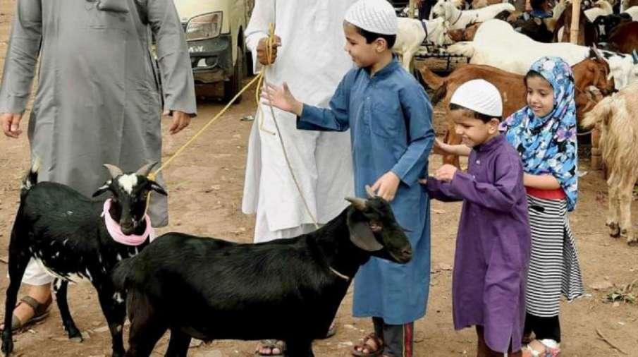 bakrid sacrifice of animals at public places banned in ahmedabad & surat । अहमदाबाद और सूरत में सार्- India TV Hindi