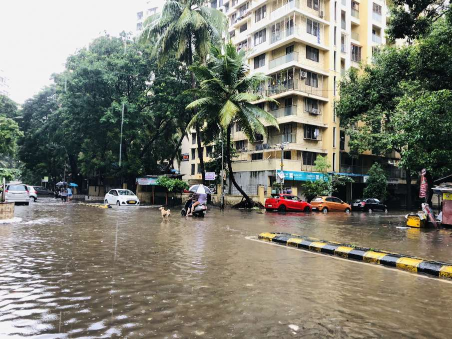 Water logged areas in Mumbai list by Mumbai Police- India TV Hindi