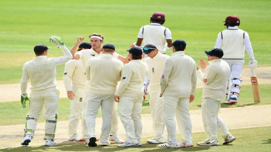England vs West Indies live cricket score 3rd Test day 5 match Ball by Ball Updates From Emirates Ol- India TV Hindi
