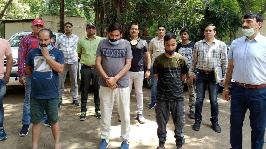 500 से ज्यादा गाड़ियां चुराने वाले गिरोह का पर्दाफाश, तीन सदस्य गिरफ्तार- India TV Hindi