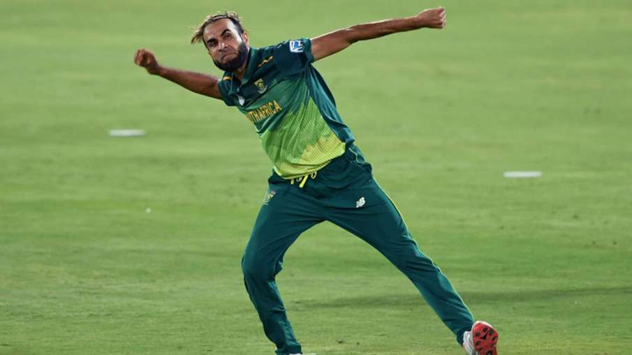 Finally Imran Tahir succeeded in leaving Pakistan after four months- India TV Hindi