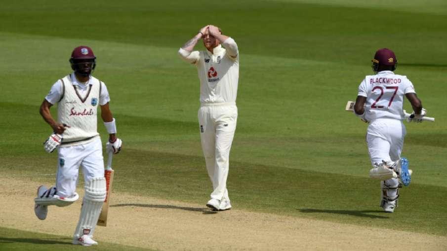 ENG vs WI, 1st Test : वेस्टइंडीज...- India TV Hindi