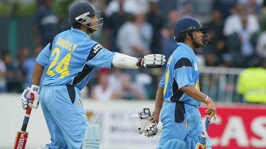 Sachin Tendulkar always forced Sourav Ganguly to take the strike while opening in ODIs- India TV Hindi