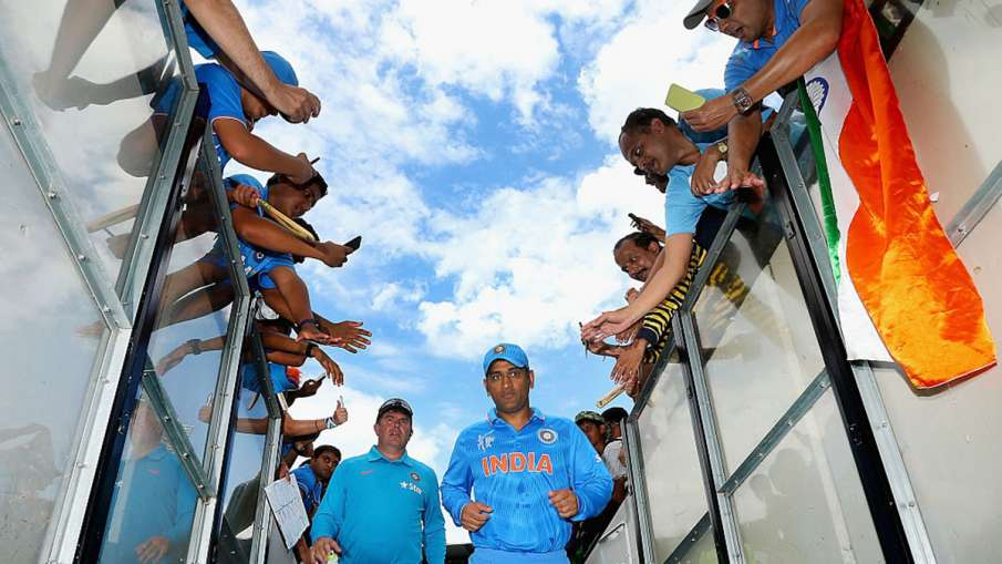 B'Day Special : The Great MS Dhoni! A captain who created history in the world by winning all ICC Tr- India TV Hindi