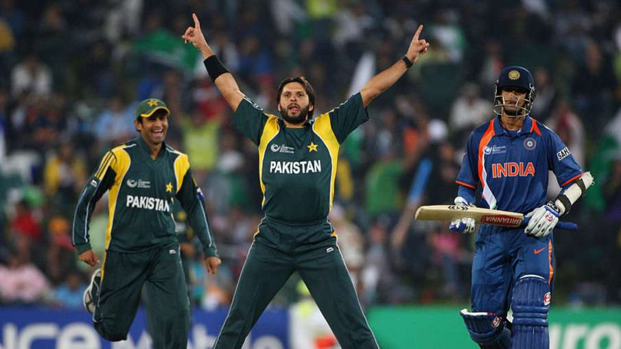 Shahid Afridi said Indian players used to apologize to us after losing the match- India TV Hindi