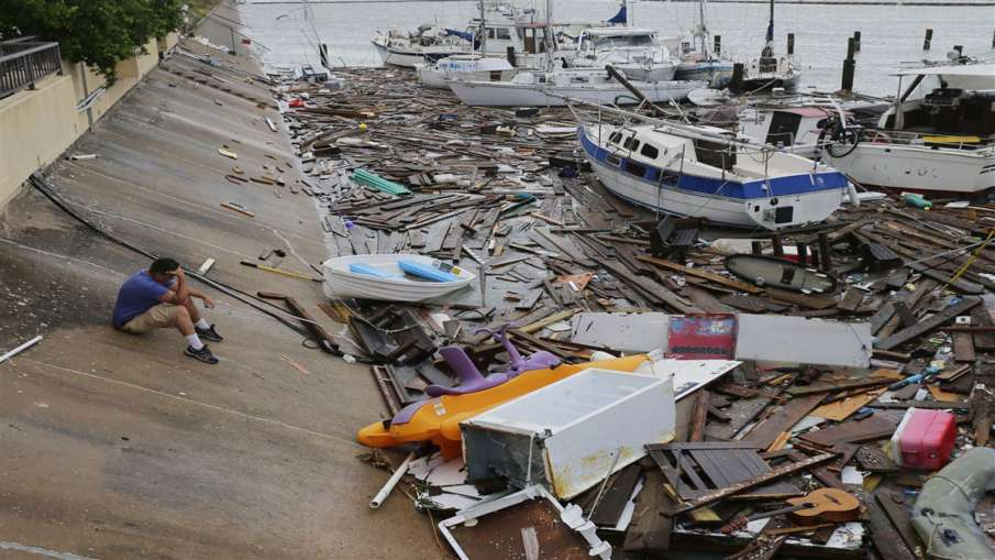 Tropical Depression Hanna Unleashes Flooding, Power Outages Across South Texas, Northeastern Mexico- India TV Hindi
