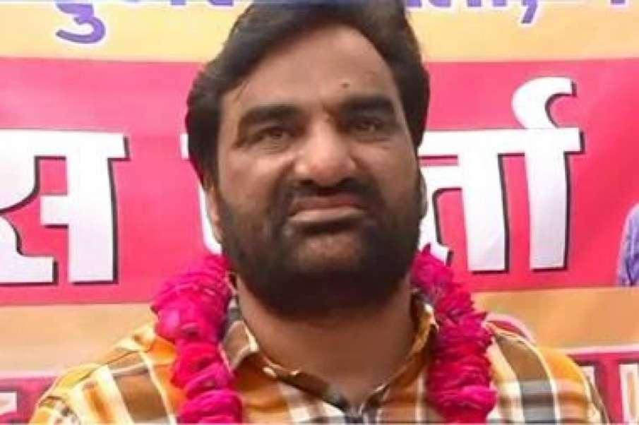 RLP President Hanuman Beniwal test corona positive- India TV Hindi