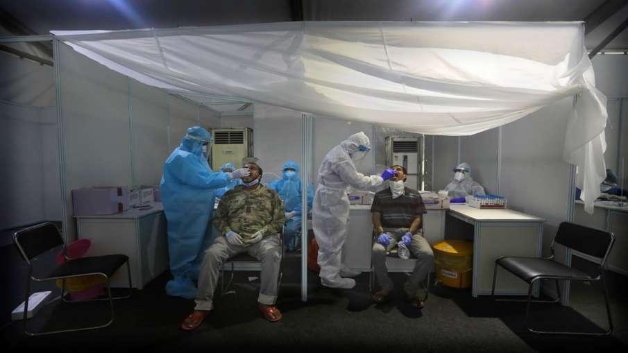 Haryana Coronavirus cases till 31 July- India TV Hindi