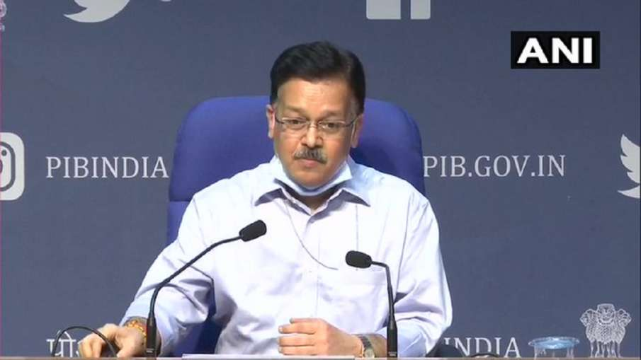 Rajesh Bhushan, OSD, Ministry of Health- India TV Hindi
