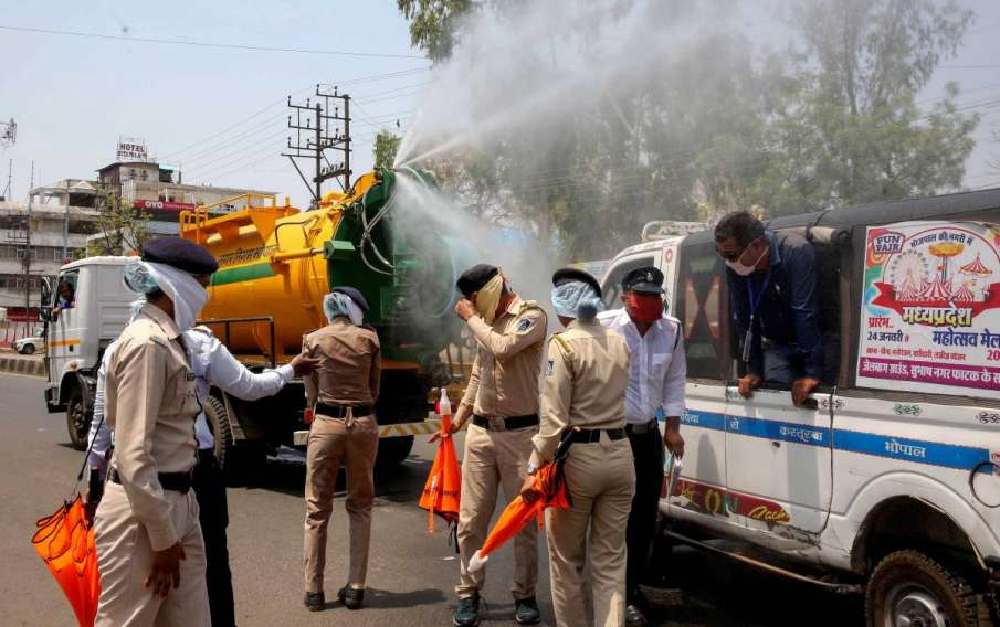 Indore's Covid-19 cases rise to 4734, malls reopen with conditions- India TV Hindi
