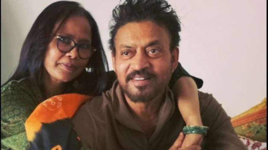 irrfan khan and sutapa sikdar- India TV Hindi
