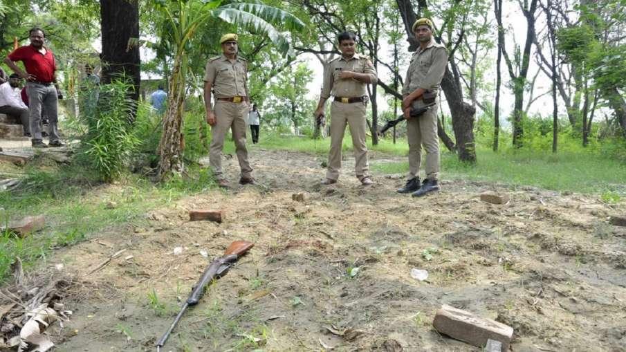 Kanpur Shootout file photo- India TV Hindi