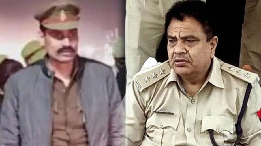 Latest News: Uttar Pradesh Kanpur encounter martyr dsp devendra mishra complained about chaubepur so- India TV Hindi