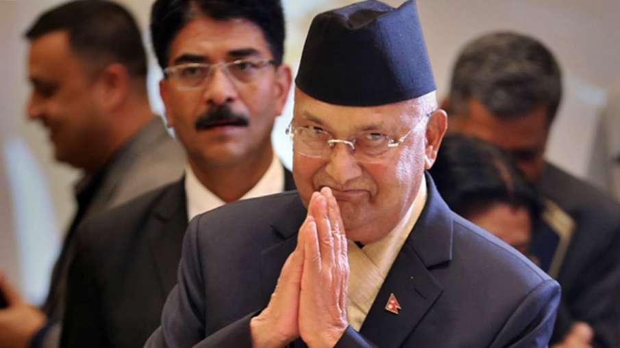 Nepal PM KP Sharma Oli  recommends dissolution of parliament । नेपाल से बड़ी खबर! केपी शर्मा ओली ने - India TV Hindi