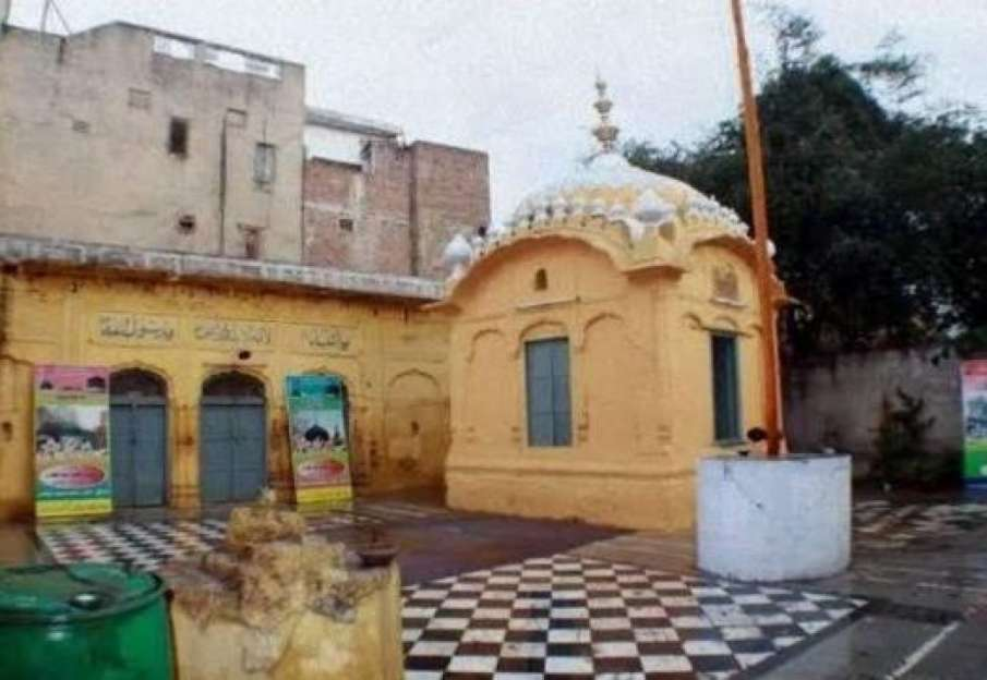India protests against Pakistans move to convert Sikh gurdwara into mosque in Lahore- India TV Hindi