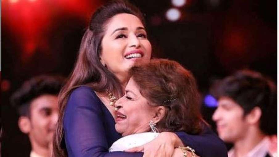 madhuri dixit and saroj khan- India TV Hindi