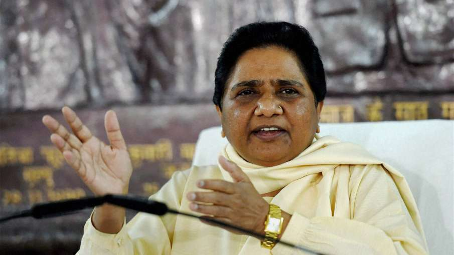 Mayawati says, Pradhan Mantri Garib Kalyan Yojana should be continued till corona ends- India TV Hindi
