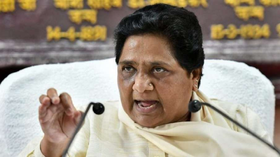 Need to teach Congress and Gehlot a lesson, will go to Supreme Court: Mayawati- India TV Hindi