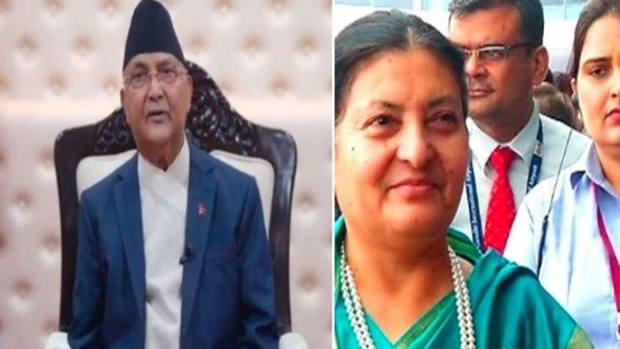 KP Sharma Oli, KP Sharma Oli Government, KP Sharma Oli Sheetal Niwas, Nepal- India TV Hindi