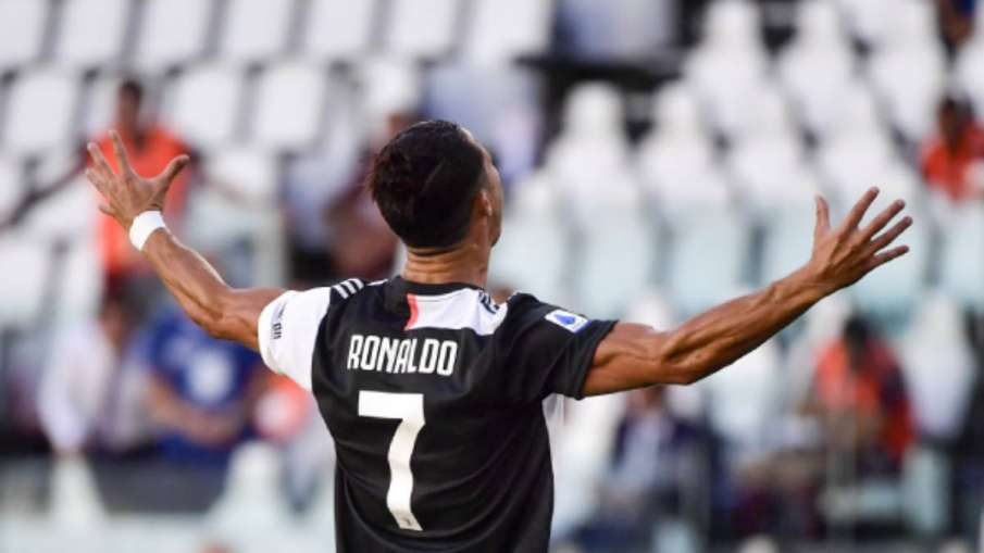 Cristiano Ronaldo free kick scored, Juventus beat Torino - India TV Hindi