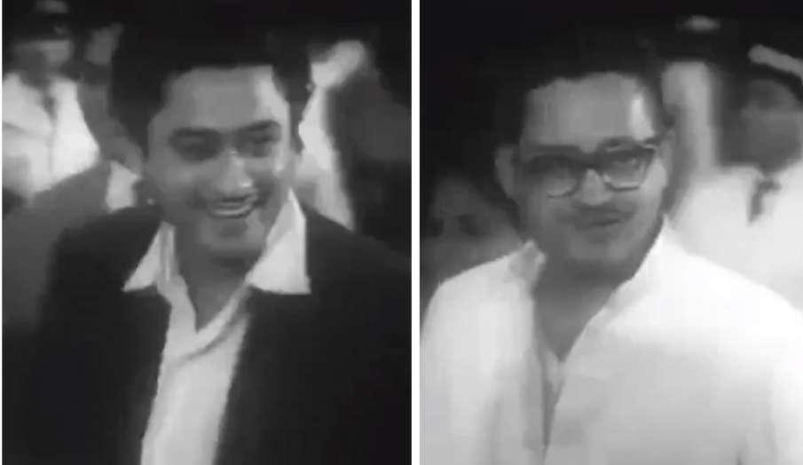धर्मेंद्र ने शेयर किया पुराना वीडियो- India TV Hindi