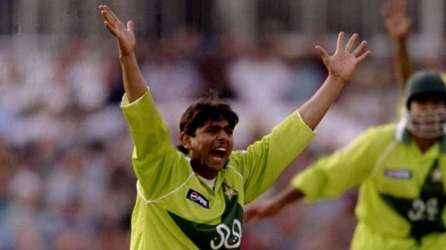 Saqlain Mushtaq Had to hide wife in the cupboard During World Cup 1999- India TV Hindi