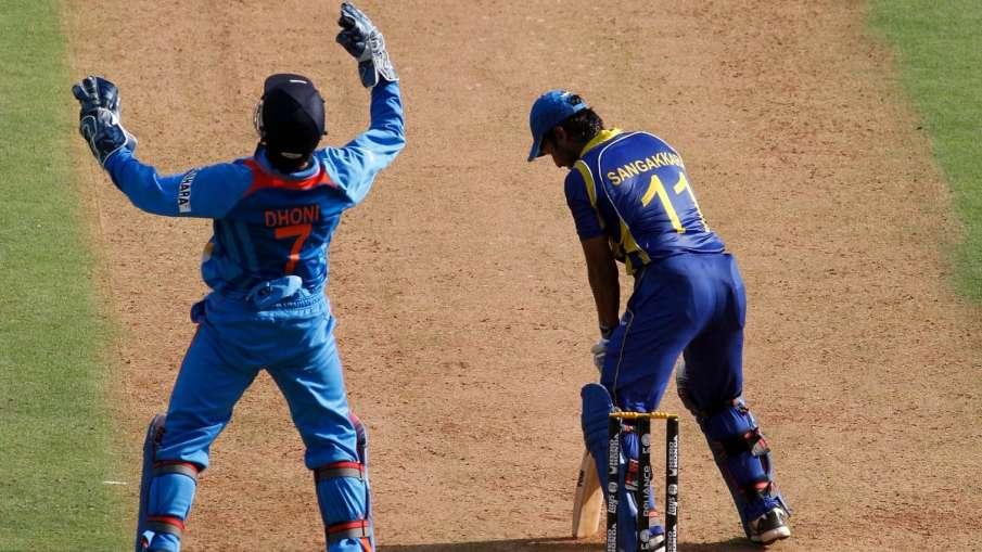 विश्व कप 2011 के फाइनल...- India TV Hindi