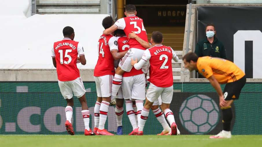 The defeat against Arsenal shocked the Wolves' hopes of qualifying for the Champions League- India TV Hindi