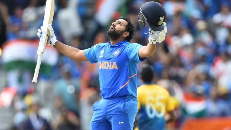 Rohit Sharma Kumar Sangakkara Sachin Tendulkar World Cup 2019 India vs Sri Lanka- India TV Hindi