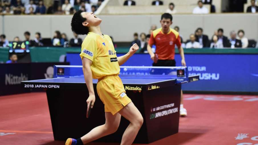 Table tennis, sports, indian chaina, international competitions, November- India TV Hindi