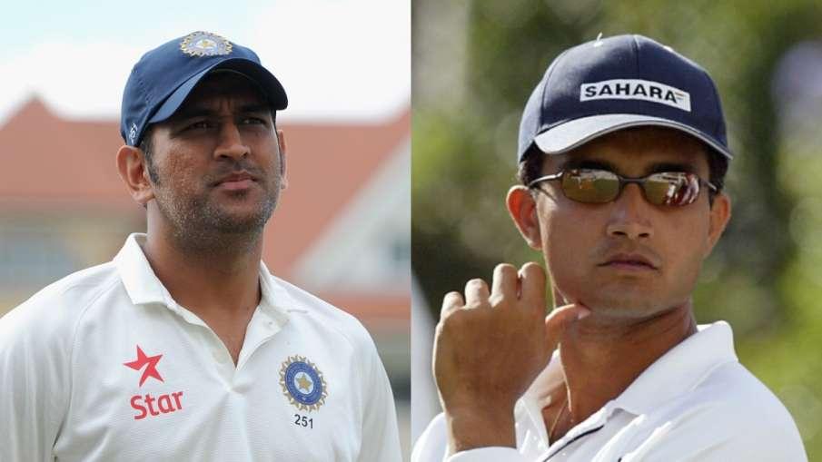 MS Dhoni or Sourav Ganguly Krishnamachari srikkanth picks who is best in Test captaincy at home- India TV Hindi
