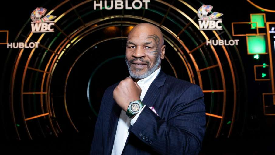 Mike Tyson to take part in boxing ring on this day after 15 years, to participate in exhibition matc- India TV Hindi