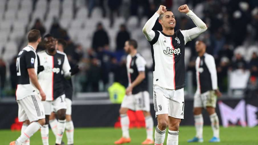 Juventus defeated Sampdoria on the basis of Ronaldo's goal, with two matches remaining to capture th- India TV Hindi