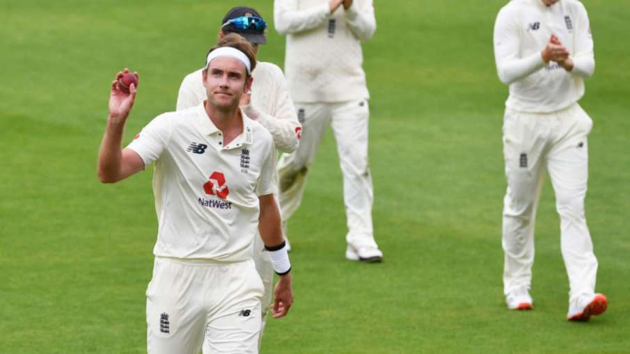 Stuart Broad made a quantum leap in ICC rankings, raced against West Indies- India TV Hindi