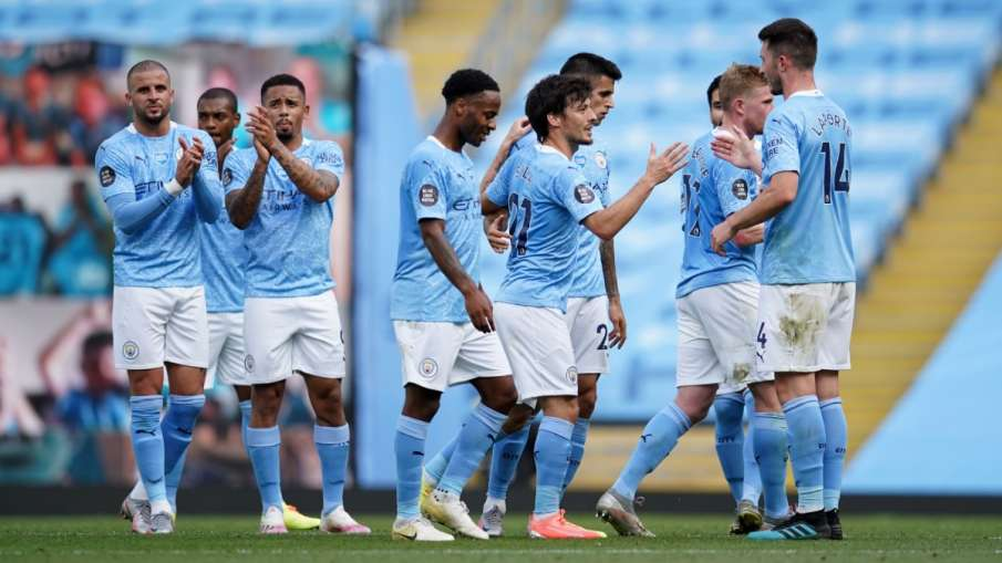 Manchester City was reprimanded for lifting the euro ban- India TV Hindi