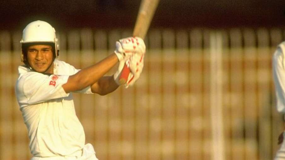 Sachin Tendulkar remembers his first century, 30 years ago, told how the match was saved- India TV Hindi