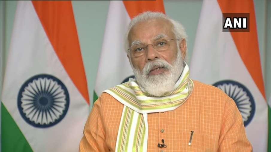 Kashis display of hope, enthusiasm amid Covid-19 crisis is inspiring: PM Modi- India TV Hindi